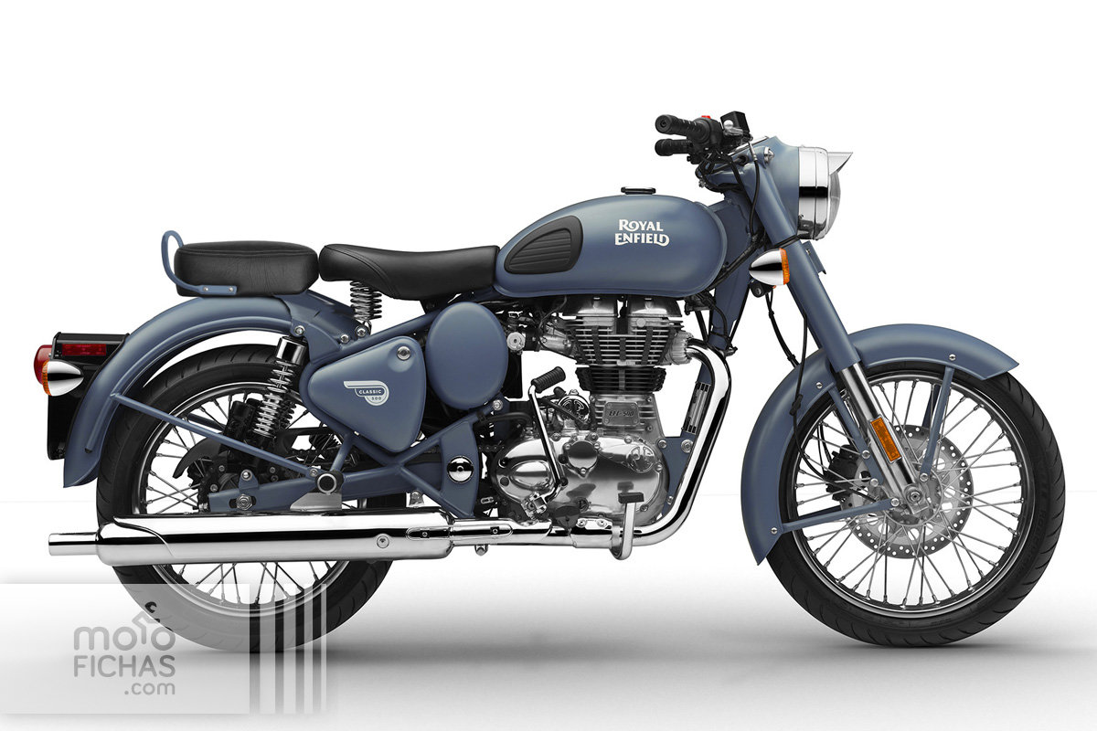 09 royal enfield classic 500 squadron blue 2017