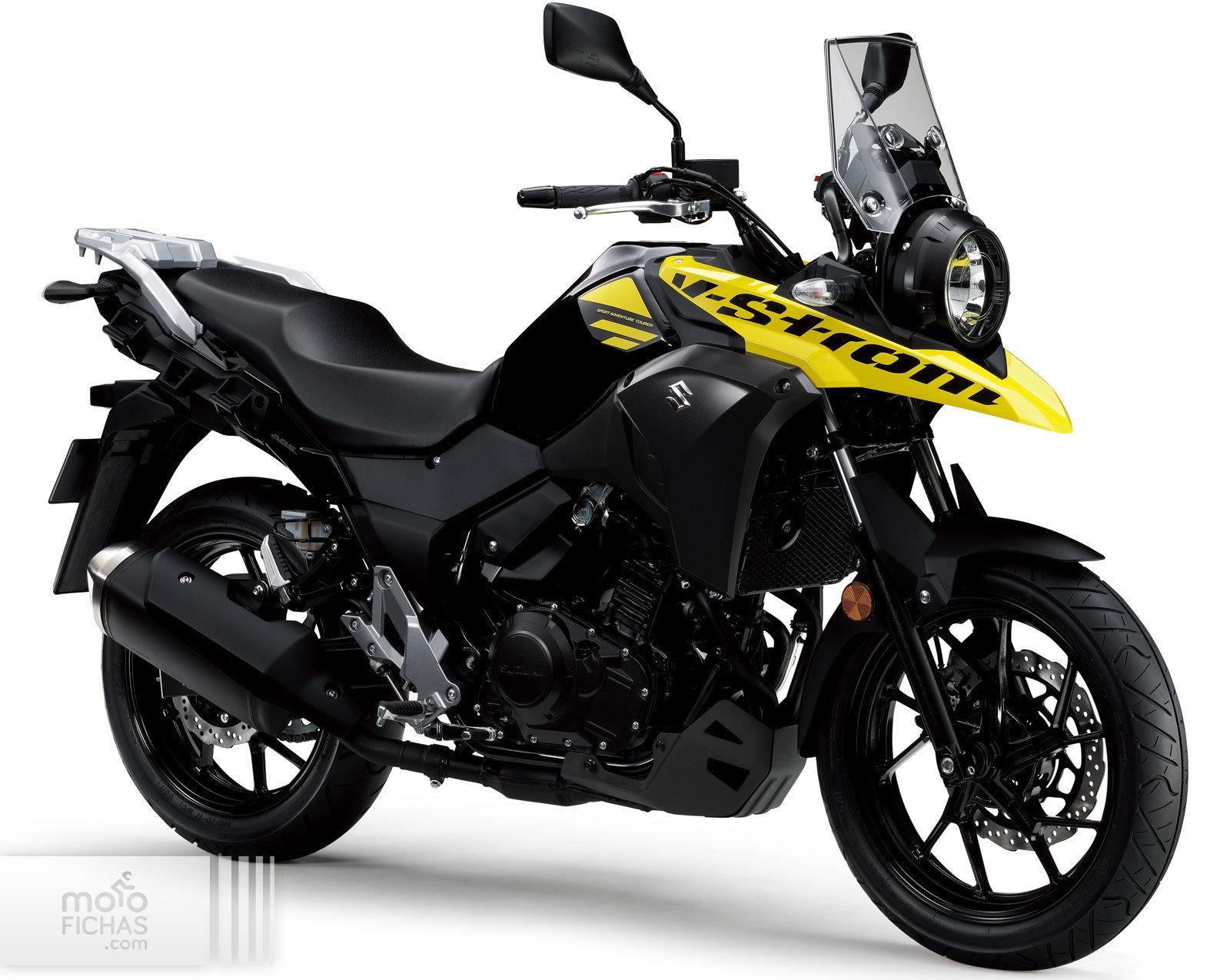 Suzuki V Strom 250 2018 Precio Ficha Opiniones Y Ofertas