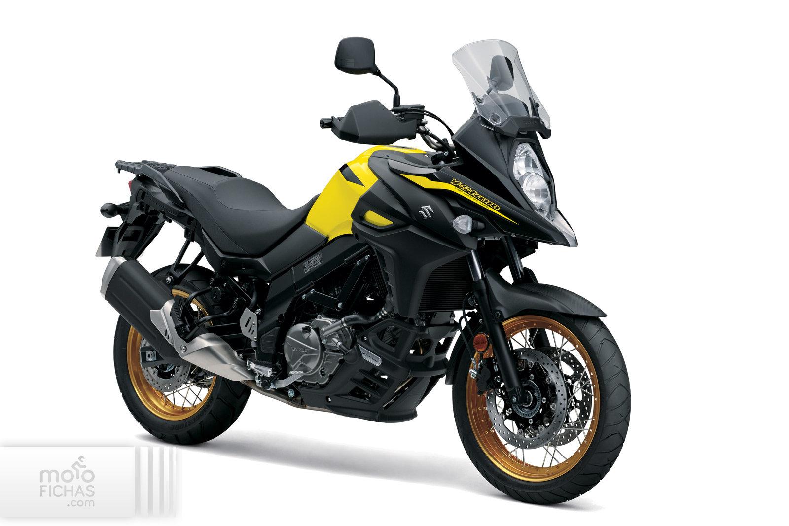 ▷ Suzuki V-Strom 650/XT 2017-2020 precio ficha opiniones y ofertas