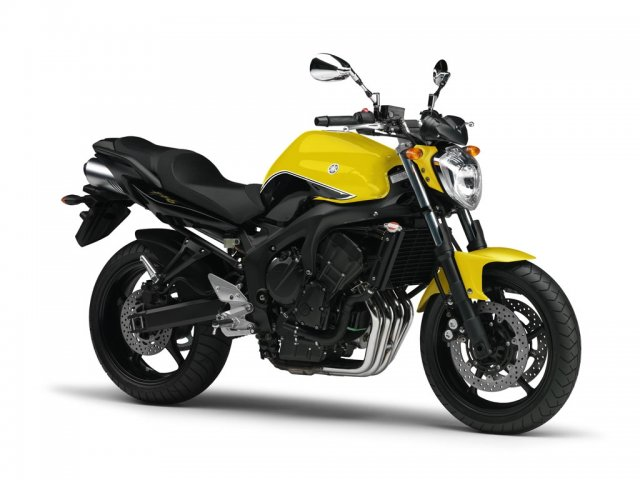 Custon Yamaha Fz