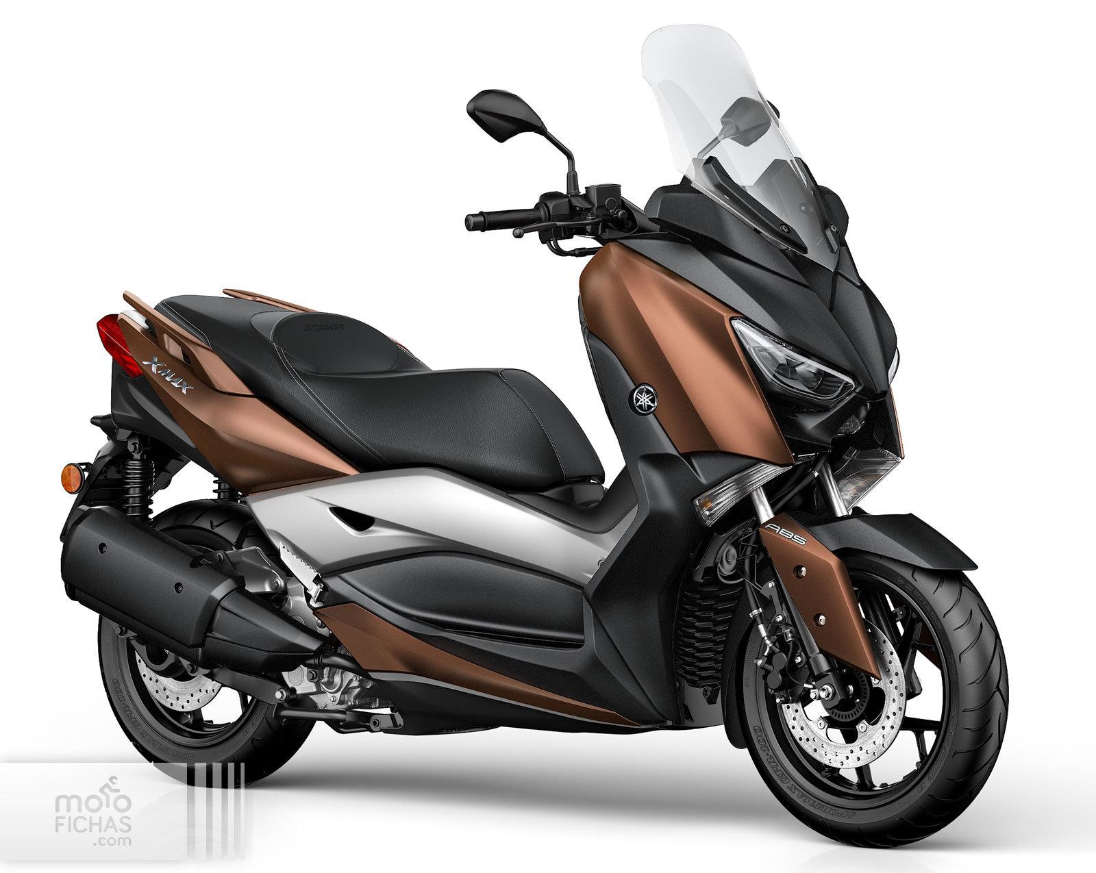 Fotos Yamaha X Max 300 Iron Max 2019 Galer 237 A Y Fondos