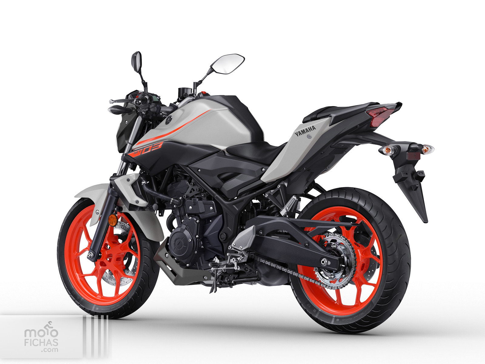 fotos yamaha mt 03 2018 2019 galer a y fondos escritorio. Black Bedroom Furniture Sets. Home Design Ideas