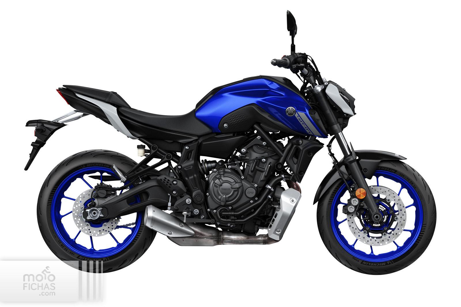 Yamaha Mt 07 2021 Precio Ficha Opiniones Y Ofertas