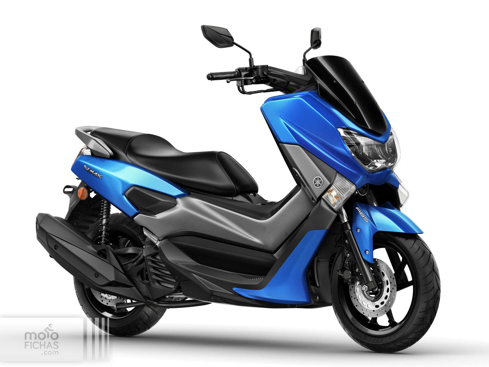 Foto Motor Yamaha Nmax