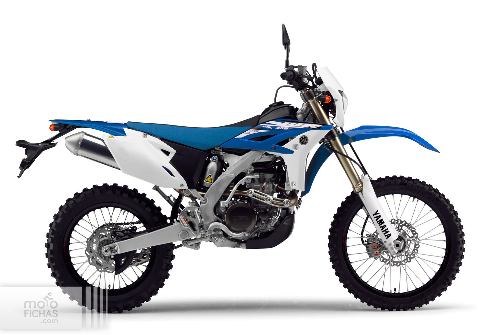 Yamaha wrf 450 - Off Road Bike Trader