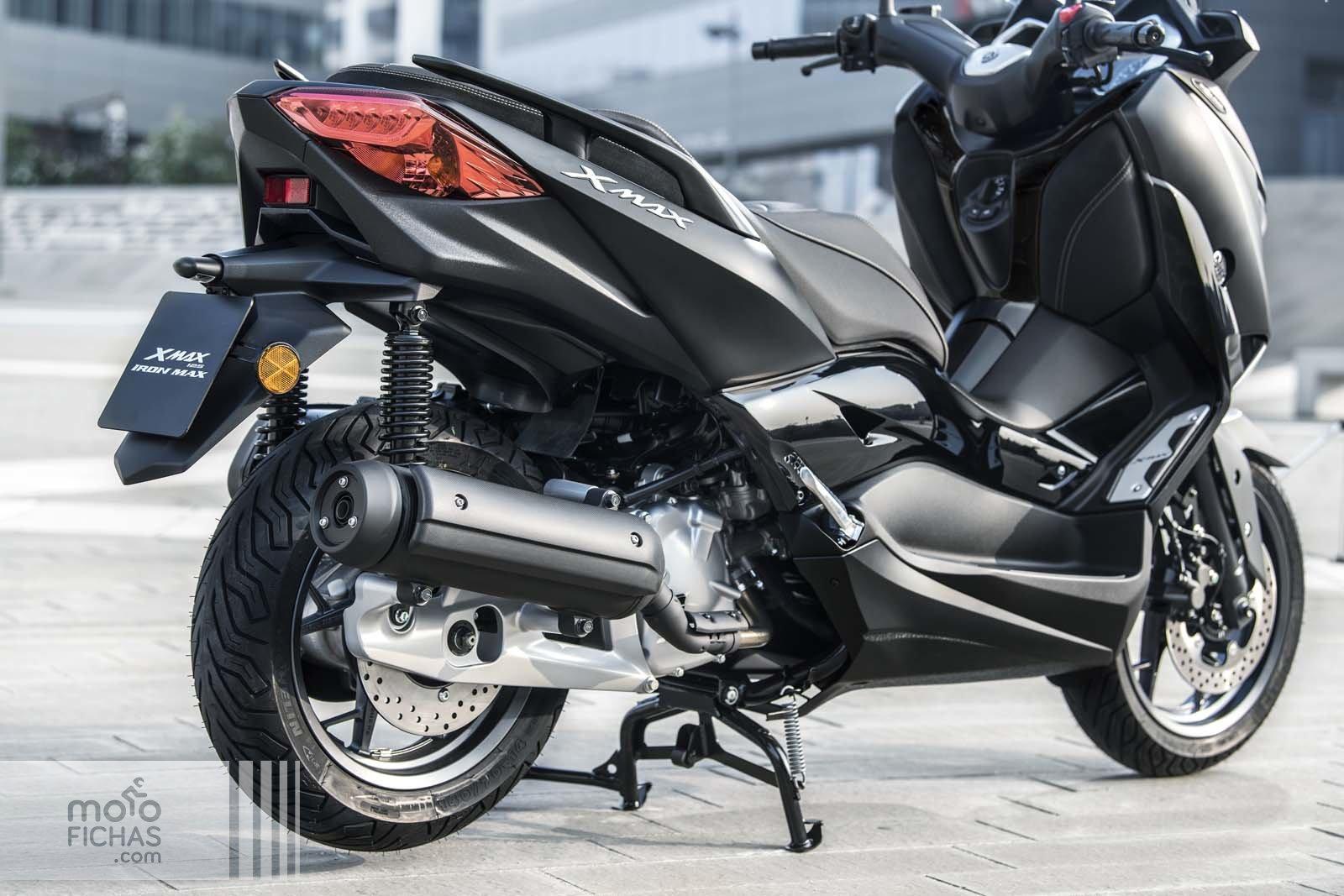 Yamaha X-Max 125 2016, precios y ficha técnica