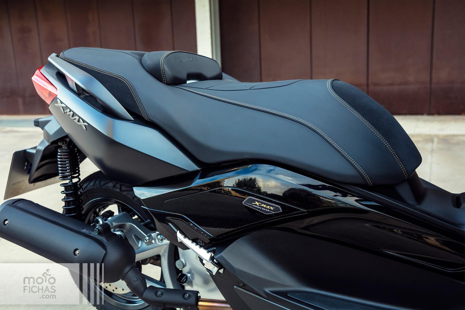 Yamaha X-MAX 250 Sport Edition 2011-2013 precio ficha