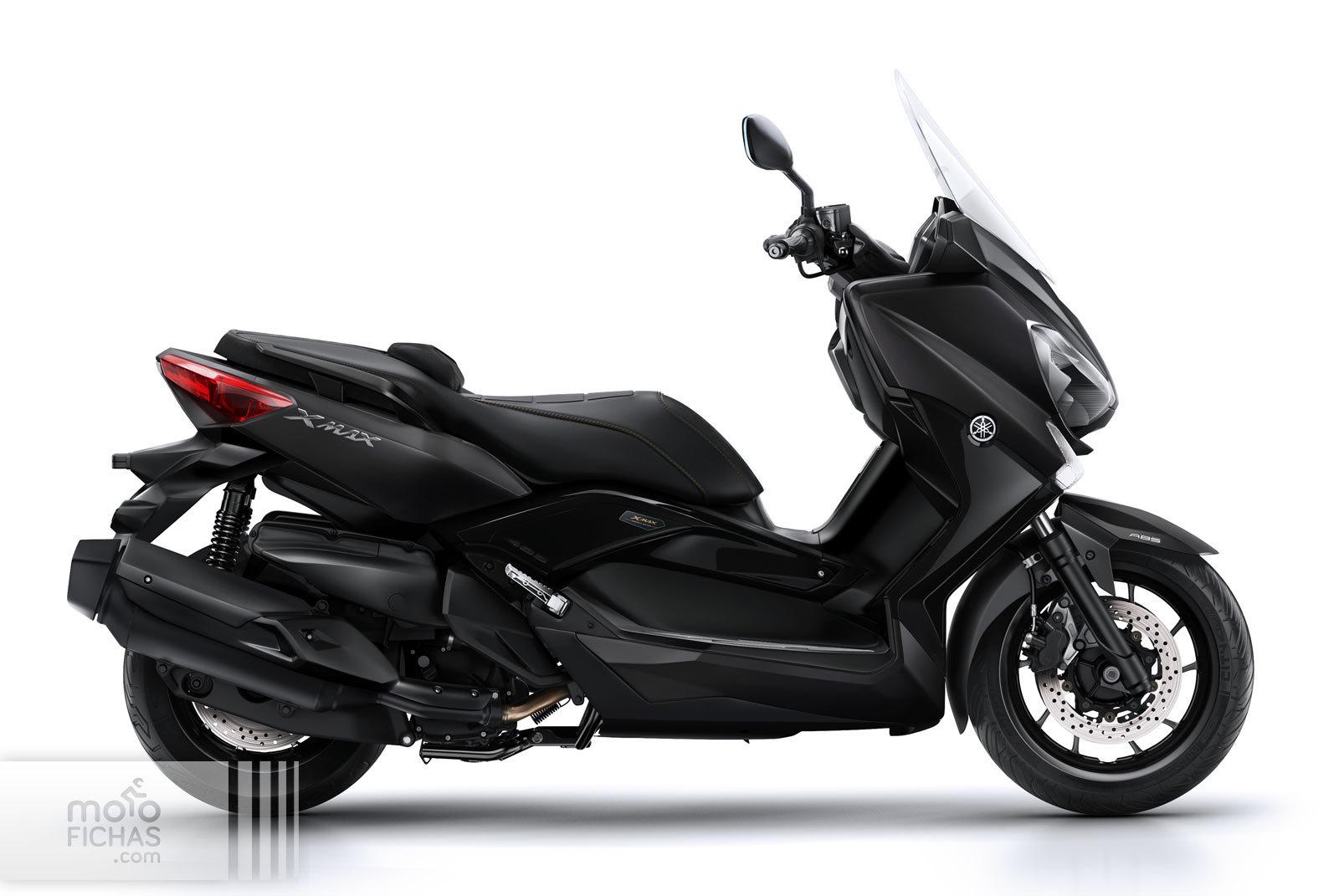 Yamaha X-MAX 250 Iron Max 2016 precio ficha opiniones y