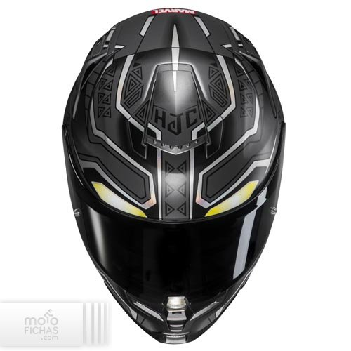 hjc black panther casco noticia 1