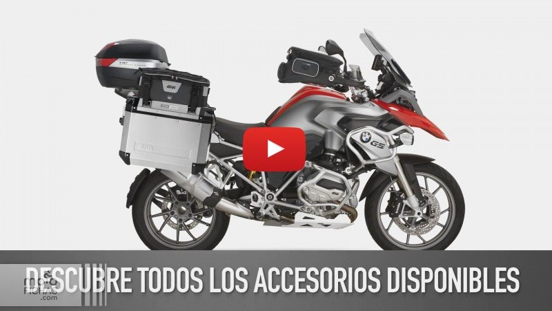 GIVI BMW R1200GS VIDEO 02