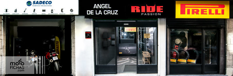 pirelli ride passion madrid 1