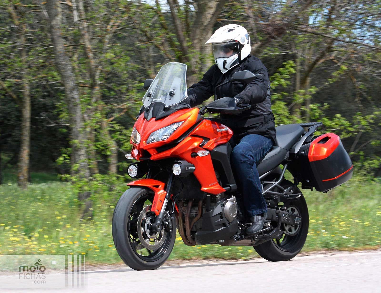 Kawasaki Versys V Strom
