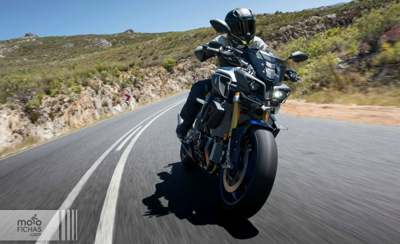 yamaha mt 10 sp 2017 texto