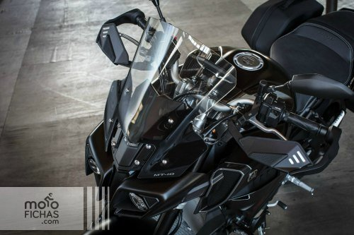 yamaha mt 10 tourer edition 2017 texto 2