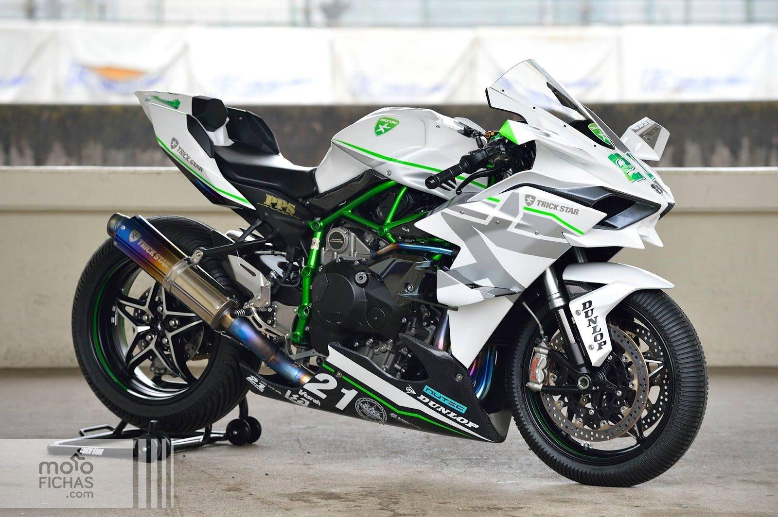 Hd Motorcycle Wallpaper Kawasaki Hr