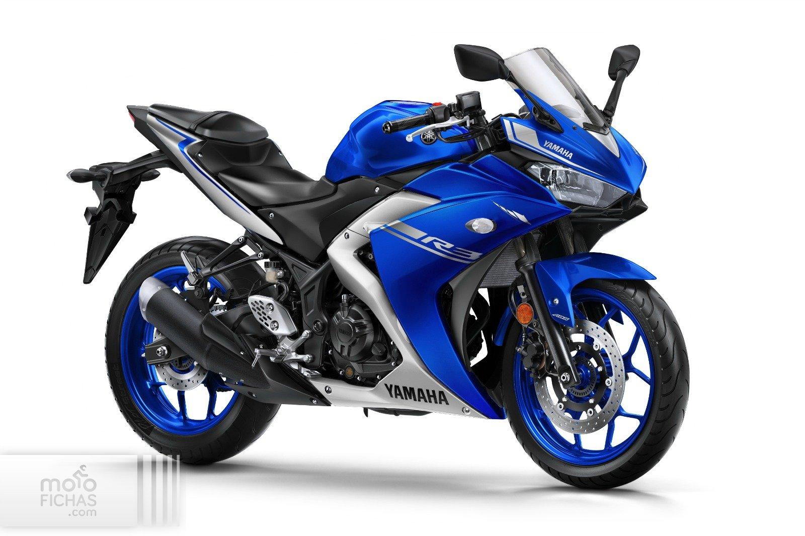 Yamaha YZF-R3 2017 precio ficha opiniones y ofertas