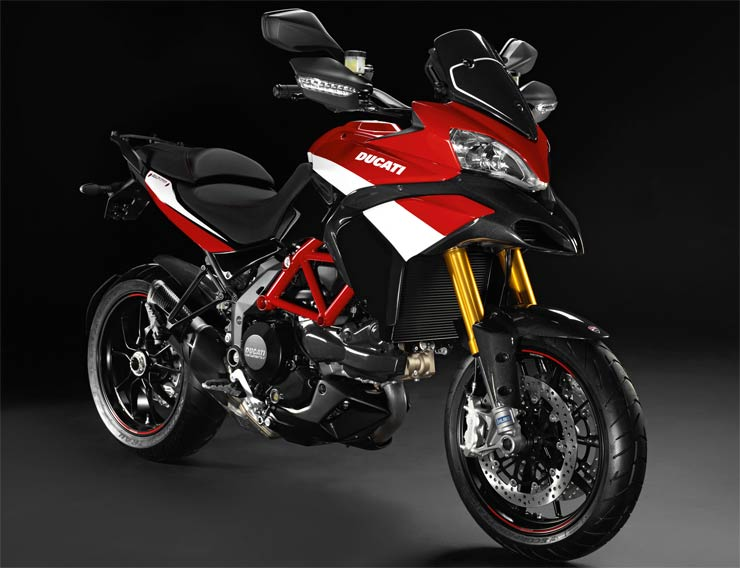 Nueva Ducati Multistrada 1200 S Pikes Peak Special Edition