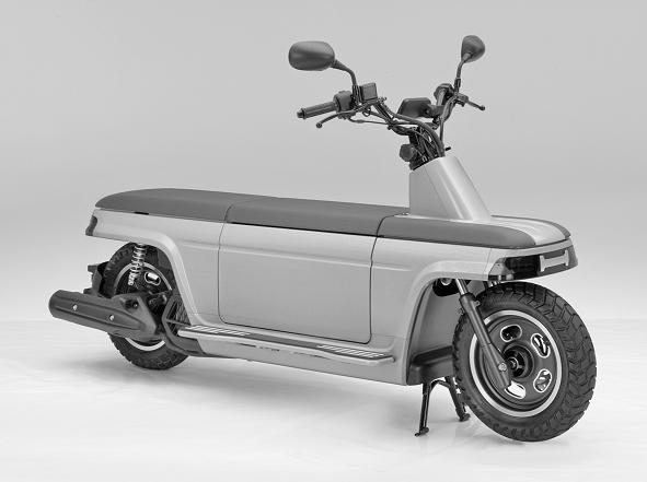 Honda Motocompo For Sale >> Vuelve el Honda Motocompo 30 años después: igual de raro